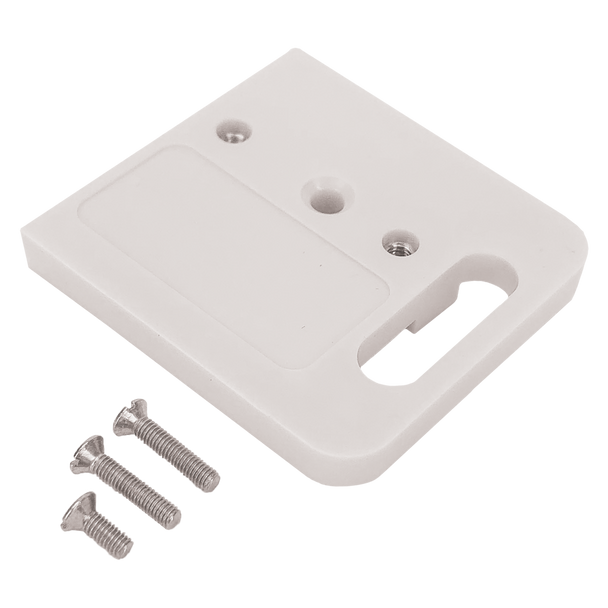 610A Stacking Adaptor Whi - P8630WHI