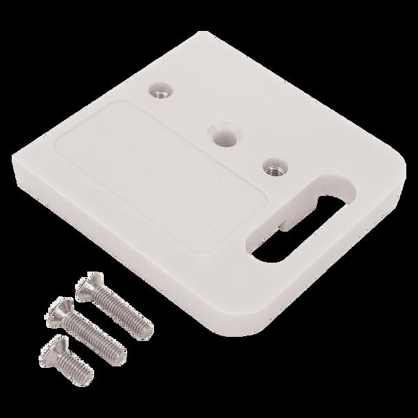 610A Stacking Adaptor Whi - P8630WHI