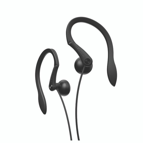 Pioneer Open-air Dynamic Sport Earphones Black - SEE511K