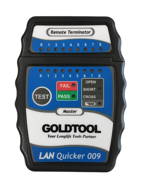 T0042001 LAN CABLE TESTER
