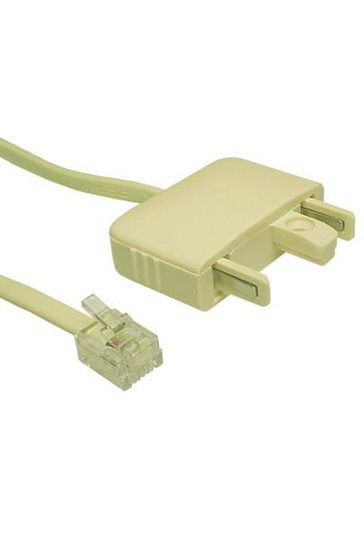 Line Cord 606/RJ11 2m Telemaster Blstr - W0022ACB