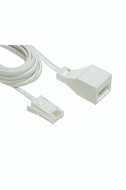 NZ Xtn Plug/Skt 3m - W2383