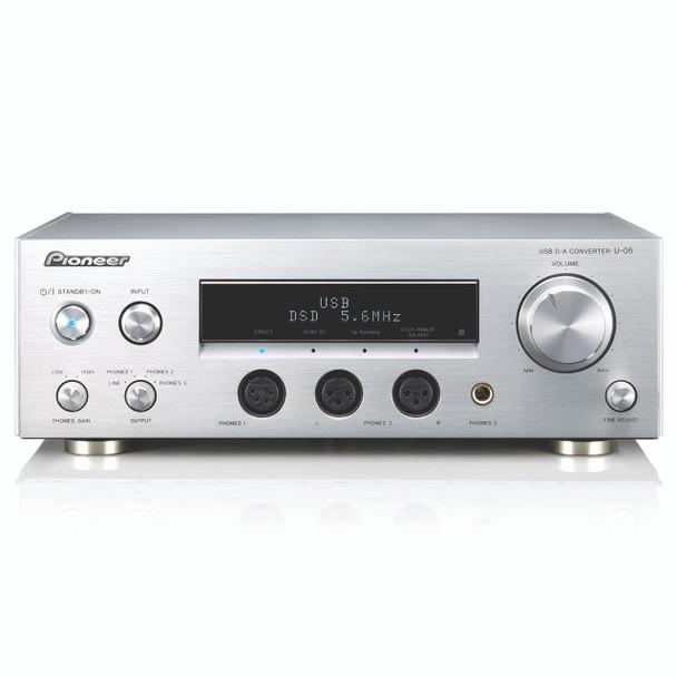 Pioneer USB DAC Player Silver - U05S