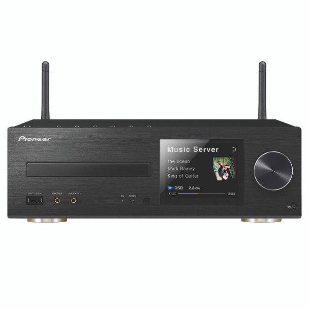 Pioneer Micro System with Wifi/Bluetooth - XCHM82