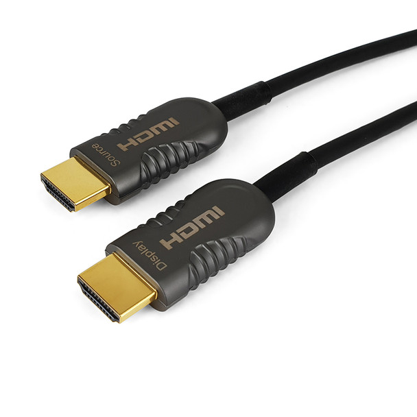 Active Optical Cable High Speed HDMI Fibre Cable 100m