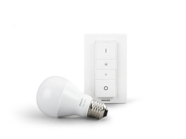 Smart lighting Philips HUE Dimmer kit