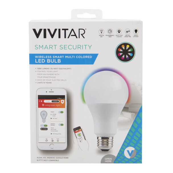 Smart Home Light Globe