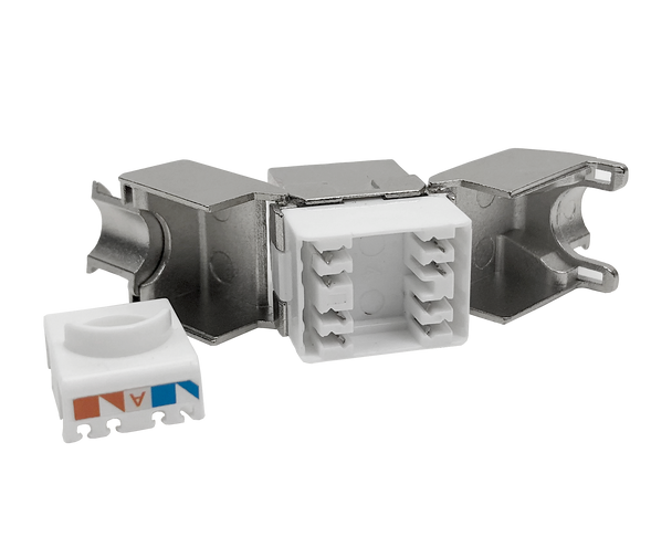 P4520 CAT-6A TOOLLESS REAR ENTRY