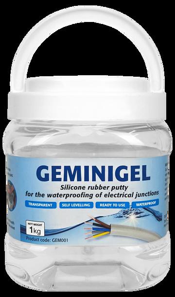 GEM001 Gemini Gel 1kg Tub