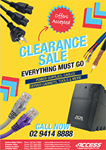 Clearance Catalogue
