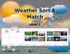 Weather Sort and Flashcards: Pages 10