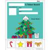 Token Board - Christmas Tree - 4 Tokens