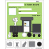 Token Board - Train - 5 Tokens