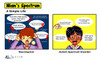 A Simple Life - Comic: Niam Jain Autism Artist
