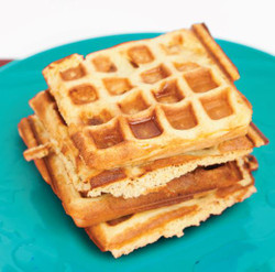 Flaxseed Waffles Visual  Recipe And Comprehension Sheets: Pages 28