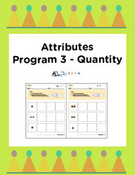 Learn About Attribution With Quantity: Seriation:  Pages 8