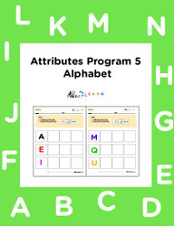 Learn Sequence With Alphabet: Seriation:  Pages 8