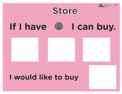 Canadian Store Token Boards: Learn Buying and Rewards:  8 Pages