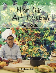 Niam Jain Art Cookbook Pages: 196
