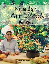 Niam Jain Art Cookbook Pages: 196