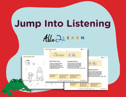 Jump Into Listening: Auditory Processing Program: Pages 30