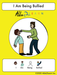 covid 19, social story, free, autism covid social story, mental health, anxiety, social skills, feelings, expressions of feelings, bullying, bullying and autism