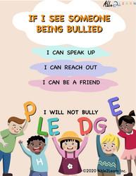 I Am Against Bulling Pledge_autism bullying_mental health_autism mental health Kit_able2learn_1