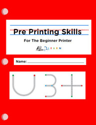Pre-Printing Skills - Beginner Printer