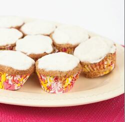 Carrot  Muffins Recipe And Comprehension Sheets: Pages 28-( Lv 1)
