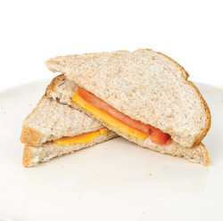Cheese and Tomato Sandwich Recipe And Comprehension Sheets: Pages 19-( Lv 1)