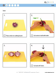 Cooking Skills - How to Dice Onions