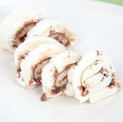 Chocolate & Marshmallow Fluff Roll Ups Visual Recipe & Comprehension Sheets: 18 Pages
