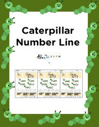 Caterpillar Number Line: Learning To Count: 1-30 Pages  13