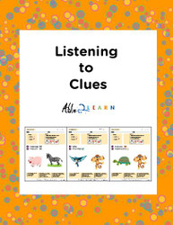 Reading For Clues: Problem Solving: 11 Pages