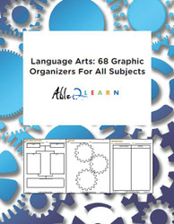 LANGUAGE ARTS- 65 GRAPHIC ORGANIZERS: FREE PRINTABLE WORKSHEETS: 83 PAGES