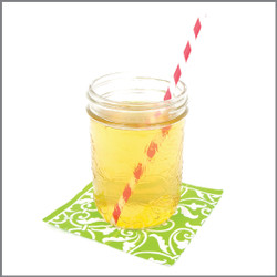 Iced Passion Fruit Green Tea Visual Recipe with Comprehension Sheets: 21 Pages
