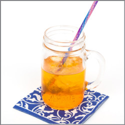 Italian Orange  Soda Visual Recipe And Comprehension Sheets: Pages 16