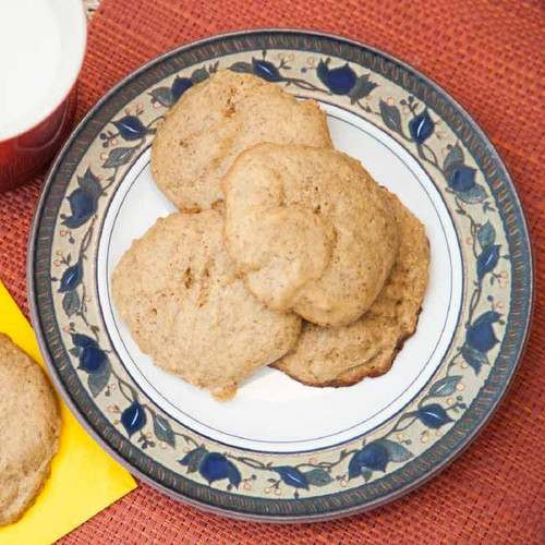 Peanut Butter Cookies Visual  Recipe And Comprehension Sheets: Pages 30