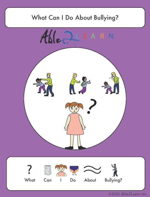 bully_able2learn_free social story_mental health_autism_bullying_bullies_help_able2learn_different types of bullying_1.