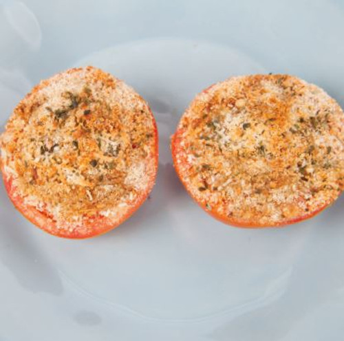 Baked Tomatoes with Parmesan and Breadcrumbs And Comprehension Sheets: Pages 24-( Lv 1)
