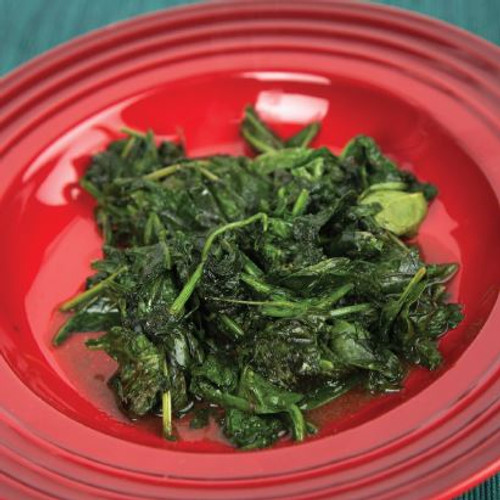 Garlic Spinach Stir Fry Recipe And Comprehension Sheets
