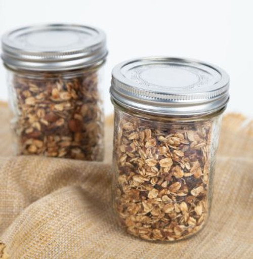 Toasted Granola Recipe Pages 21