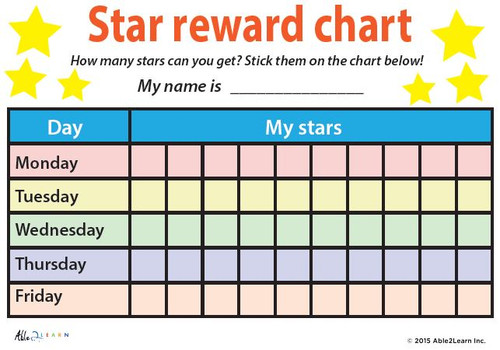photo about Token Board Printable called Profit Approach: Cost-free Token Board: All Little ones , Autism