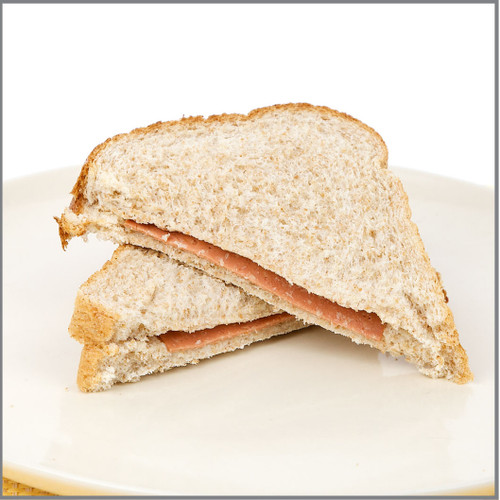 Lunch Meat Sandwich Visual Recipe And Comprehension Sheets: Pages 18