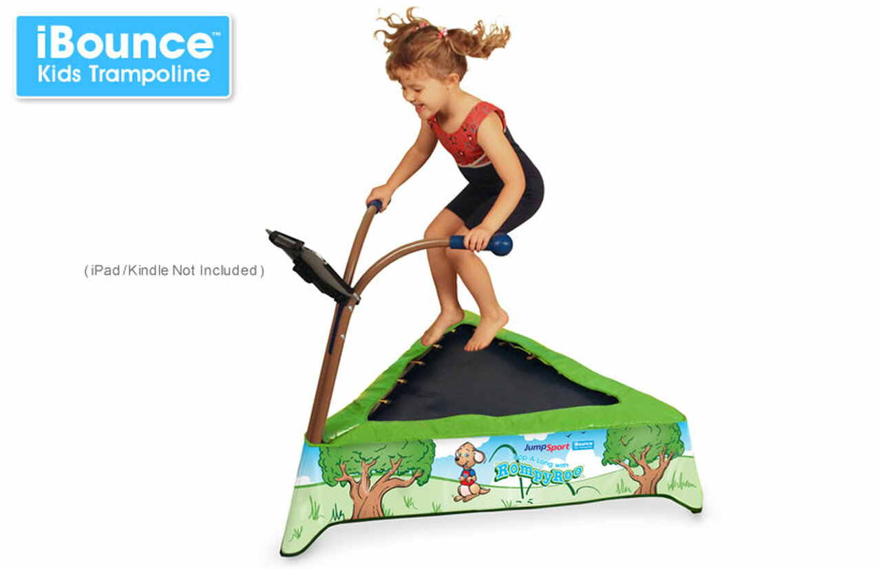 iBounce Kids Fitness Trampolines