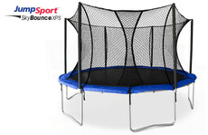 JumpSport SkyBounce XPS 14' Trampoline with Enclosure