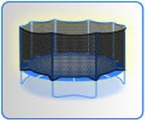 JumpSport SplashCourt Net