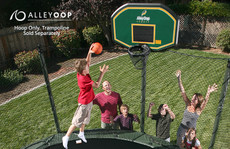 AlleyOOP ProFlex Basketball Set For Trampolines