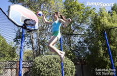 The Touch Trampoline Basketball – 7""
