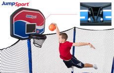 ProFlex Basketball Refresh Bundle (Hoop, Net, Hardware, Ball)